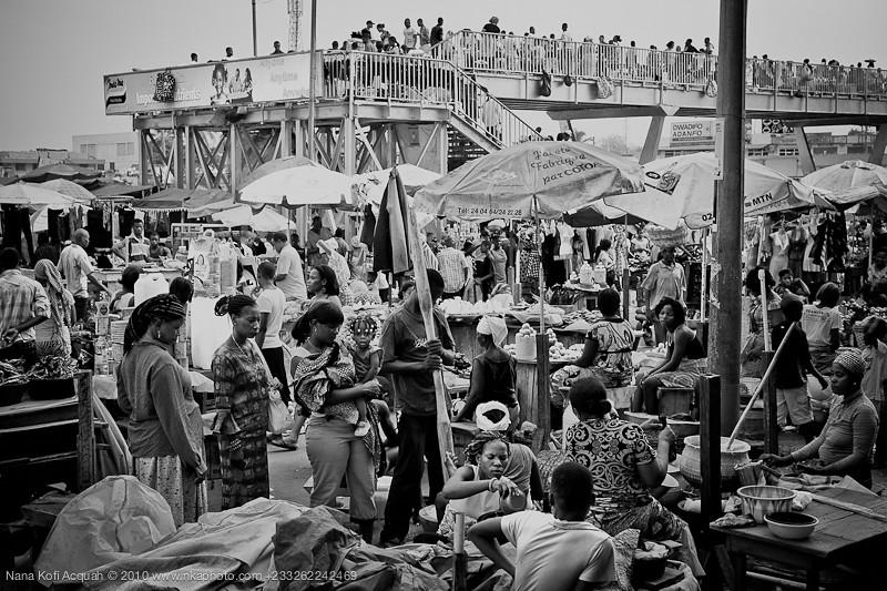 Kaneshie Sunday Market