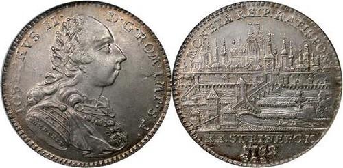 German States, 1783 Bavaria 20 Kr