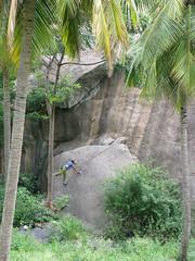 20090727_G9_IMG_2950 (Gogolcat) Tags: india climbing ramanagaram