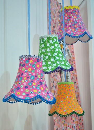 Rice DK lampshades
