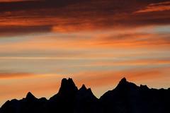 Verzackter Grat unterhalb vom Matterhorn bei Zermatt im Kanton Wallis in der Schweiz (chrchr_75) Tags: alps nature landscape schweiz switzerland suisse swiss natur gornergrat zermatt alpen christoph svizzera landschaft wallis januar valais 1101 suissa 2011 kanton chrigu chrchr hurni chrchr75 chriguhurni januar2011 chriguhurnibluemailch albumzzz201101januar hurni110117