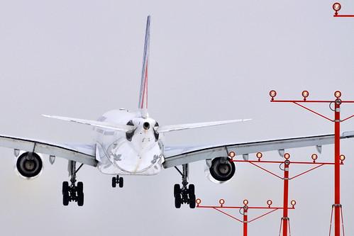 Air France Airbus A330-203 (F-GZC*)