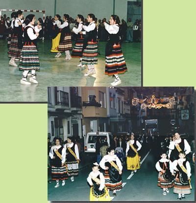 Fiestas de San Blas en Jalance