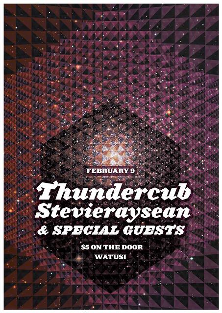 Thundercub poster