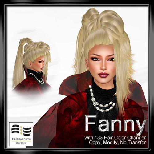Tukinowaguma Fanny