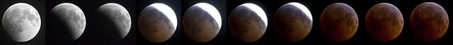 2010 12-21 Adam Thede - Lunar Eclipse (Montage 1)
