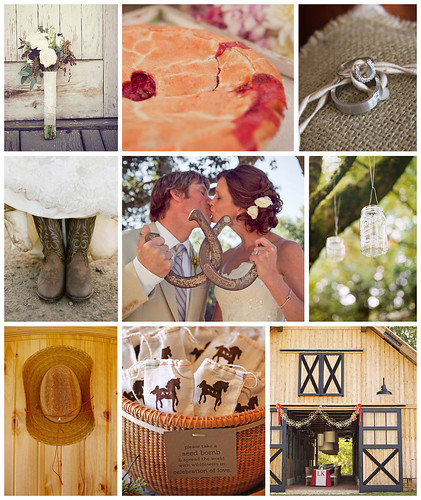 Here 39s a little inspiration for a country ranch wedding with an equestrian