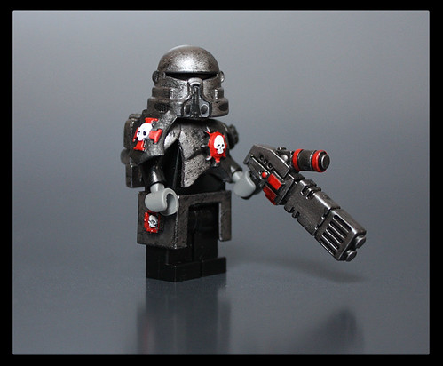 Custom minifig Death Dealer