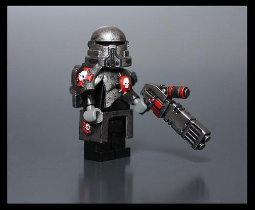 Custom minifig Death Dealer