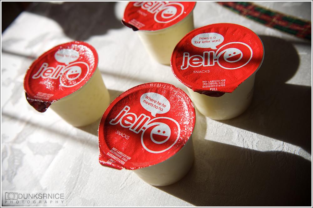 Jello.