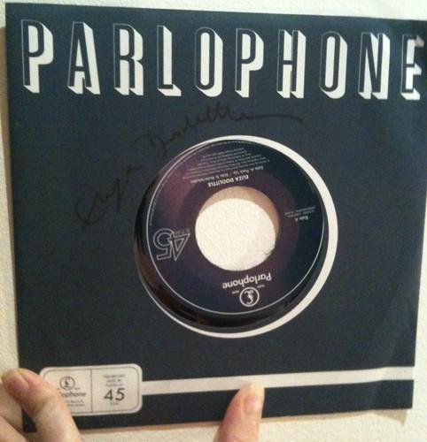 Win it: Exclusive signed vinyl from Eliza Doolittle!