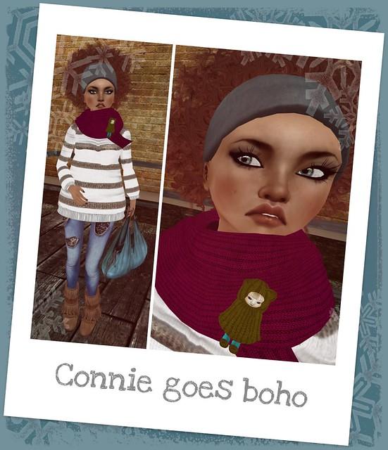 Connie Goes Boho