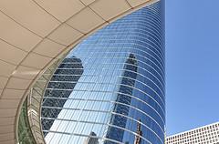 Chevron Building (Ex-Enron Building) (Victor Chelf) Tags: usa glass skyscraper downtown steel tx houston chevron hdr enron chevronbuildingexenronbuilding