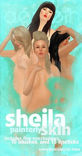 [ a.e.meth ] - Sheila Skin