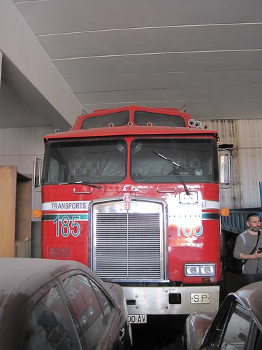Central de Transports Padrosa de Figueres a Llers (Alt Empordà)