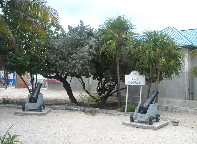 George Town - Fort George