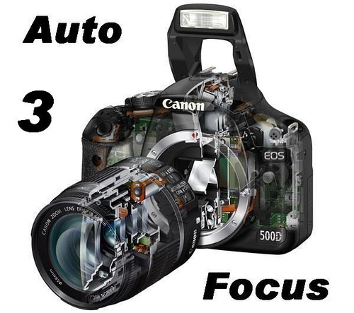 Level 3 Auto Focus