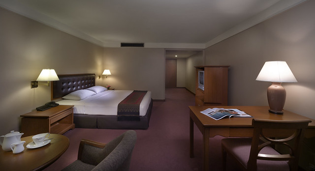 ザ ツイン タワーズ ホテル バンコク