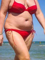 Marco Betti 2013 - BODY #186 W (marco.betti) Tags: project people humanfigure beach summer italy riccione body bodies marcobetti