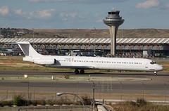 EC-LEY MD83 Swiftair Madrid Barajas Airport 26th May 2014 (_Illusion450_) Tags: aeropuerto adolfosuárezmadrid–barajasairport adolfosuárez madridbarajasairport adolfo suárez madrid–barajas airport madridairport 26514 260514 ecley swiftair md83