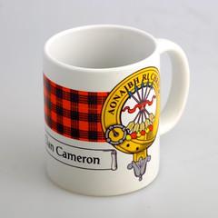 Cameron Clan Mug