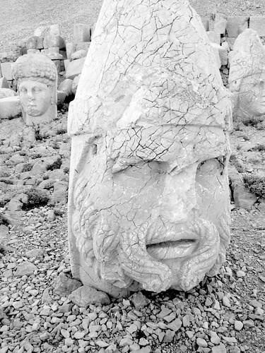 Zeus at Mt. Nemrut?
