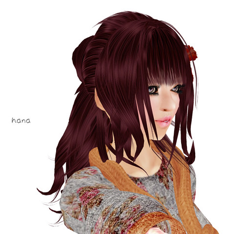 .:: KMH ::. Hair No017 Ruby(BOX)
