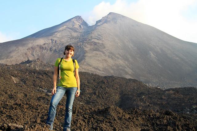 Kim y Voclan Pacaya - Guatemala