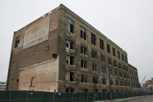 Ghost Ad on the Gallun Tannery
