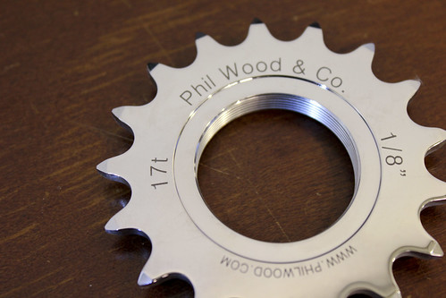 PHIL WOOD TRACK HUB AVAILABLE NOW!!
