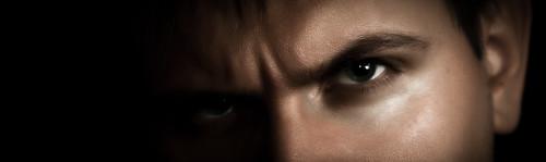 [フリー画像] 人物, 男性, ボディーパーツ, 目, 201101310100