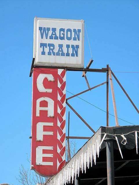 Wagon Train Cafe, Truckee, CA