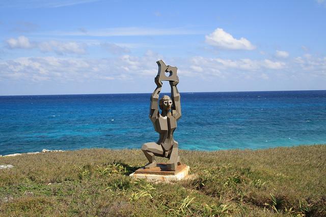 Punta Sur Sculpture Garden