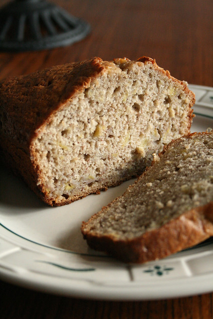 Banana Pineapple Bread.