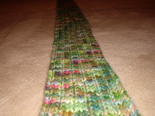 FO: Photogenic Scarf
