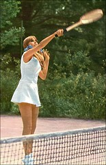 1966 tennis fashion (april-mo) Tags: magazine french tennis miniskirt magazinevintage tennisfashion 1960sthe vintagetennisfashion 1966tennisminiskirtthe 60s1966vintage magazine1966