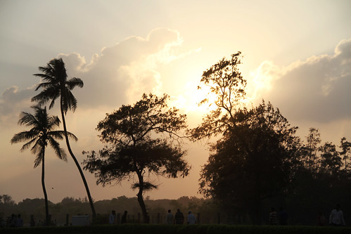 Sunset @ Mahablaipuram