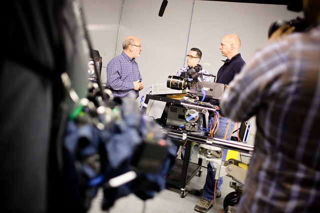 Zacuto Great Camera Shootout 2011 BTS