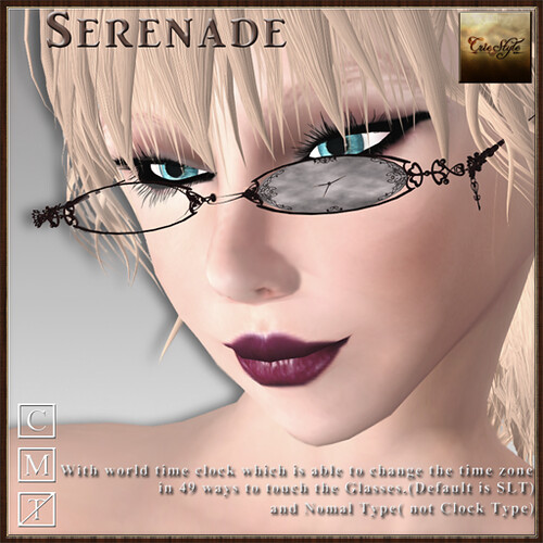 *+Crie Style+* Serenade