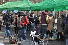 Media for justice @ Hongdae