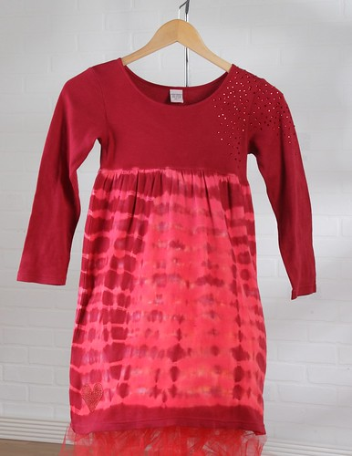 American Heart Association - Go Red for Women - dress 5