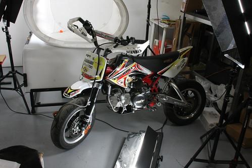 Soporte pinza VOCA RACING para acoplar pinza delantera Stage6 4 pistones para Pitbike - Página 2 5413979486_72effcc258