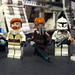 7676: Minifigs- Group Shot