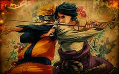Naruto vs Ssasuke