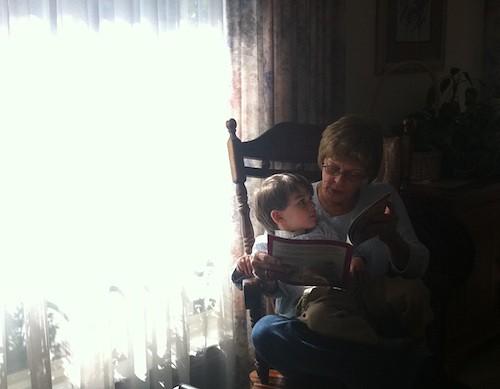 Nana_Reading
