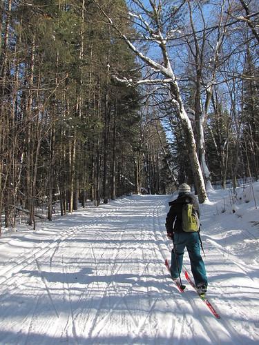 Gatineau ski