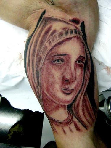 Flickriver: Most interesting photos from virgin maria tattoos pool