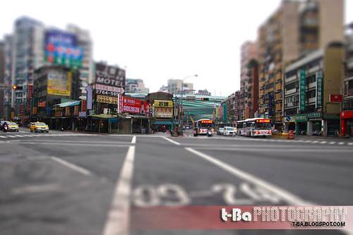 Street - Miniature