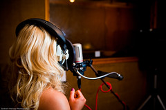 Sharron Nicholle Recording Studio Shoot-3177