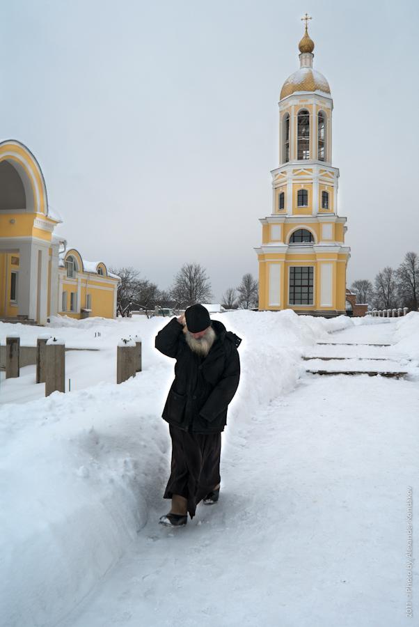 Монастырь Спаса Нерукотворного пустынь  2011 © Photo by Alexander Kondakov